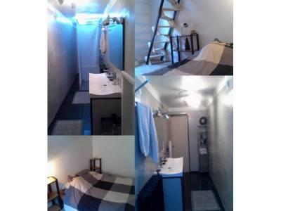 Chambre + salle d'eau
