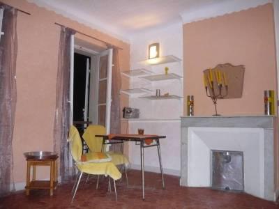 A cheminée salon