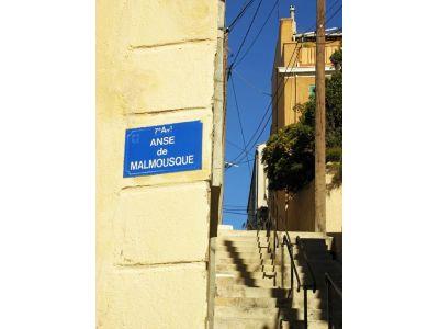 Le Roucas-Blanc - Anse de Malmousque